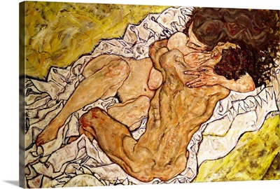 The Embrace, 1917