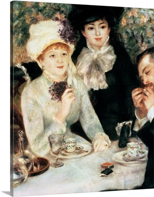 The End of Luncheon, 1879