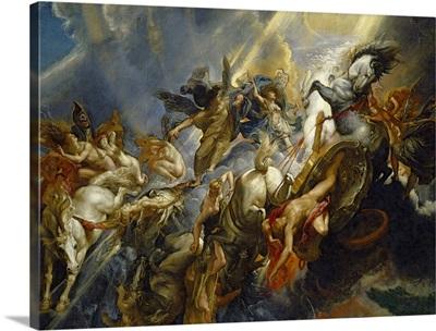 The Fall of Phaeton, c.1604-05