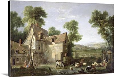 The Farm, 1750