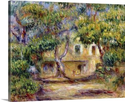 The Farm at Les Collettes, c.1915