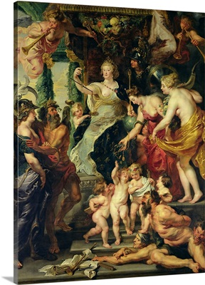 The Felicity of the Regency, 1621 25