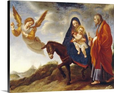 The Flight into Egypt, c.1648-50