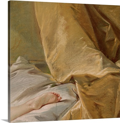 The Foot of Miss O'Murphy (study)