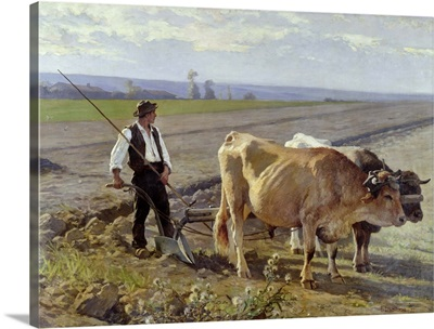 The Furrow, 1897