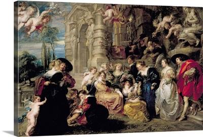 The Garden of Love, c.1630 32