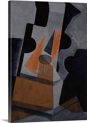 The Guitar (Still Life With Guitar), 1916