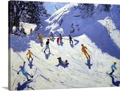 The Gully, Belle Plagne, 2004