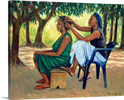 The Hairdresser, 2001