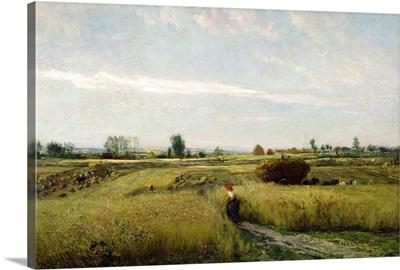 The Harvest, 1851