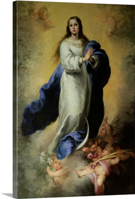 The Immaculate Conception, 1660-65