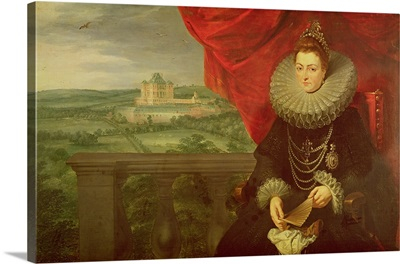 The Infanta Isabella Clara Eugenia (1566 1633)