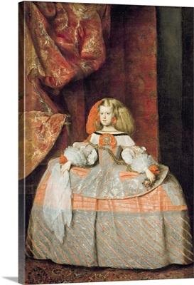 The Infanta Maria Marguerita (1651-73) in Pink
