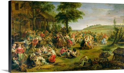 The Kermesse, c.1635 38