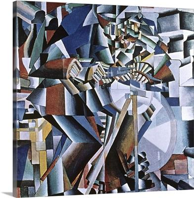 The Knife Grinder, 1912-13