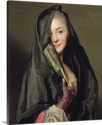 The Lady with the Veil 1768