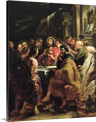 The Last Supper, 1630-32
