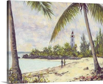 The Lighthouse, Zanzibar, 1995