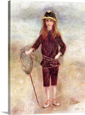 The Little Fisherwoman