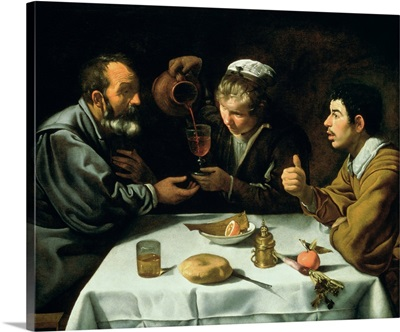 The Lunch, 1620