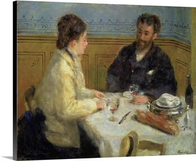 The Luncheon, 1879