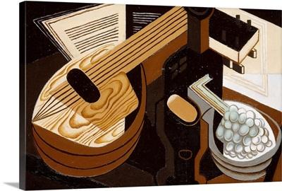 The Mandolin; La Mandoline, 1921