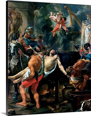The Martyrdom of St. John the Evangelist