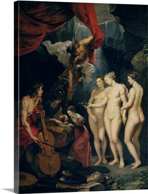 The Medici Cycle: Education of Marie de Medici (1573 1642) 1621 25