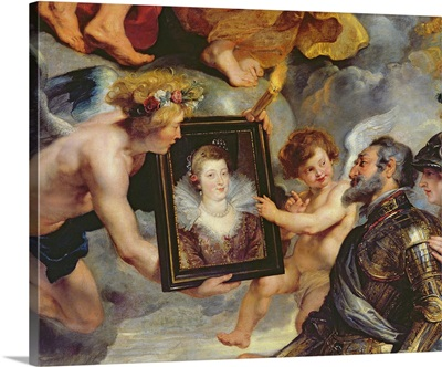 The Medici Cycle: Henri IV (1553 1610)