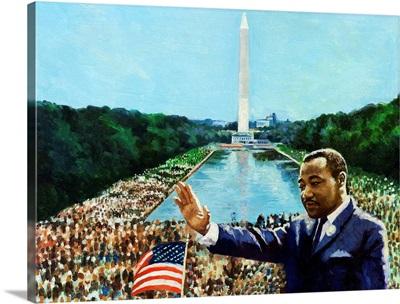 The Memorial Speech, 2001