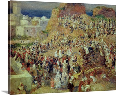 The Mosque, or Arab Festival, 1881