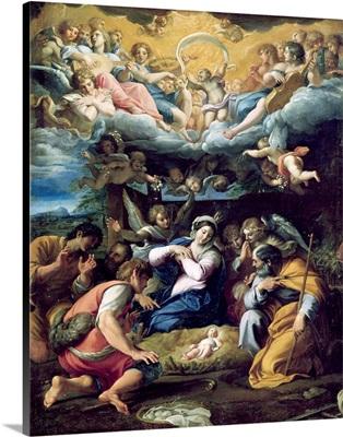 The Nativity, c.1596-98