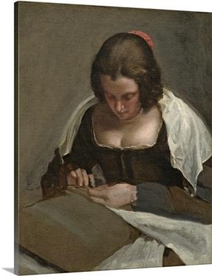 The Needlewoman, c.1640-50