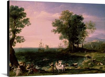The Rape of Europa, 1655