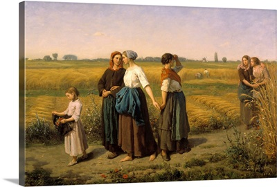 The Reapers, 1860
