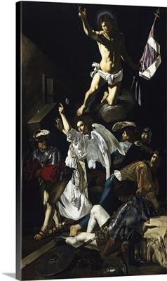 The Resurrection, 1619-20