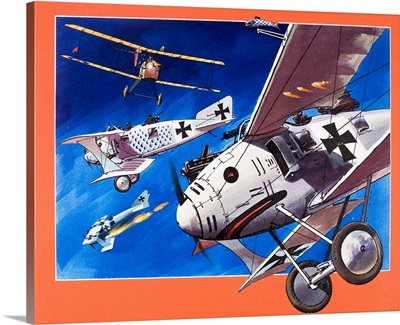The Roland C-11, from 'Planes of the Past'