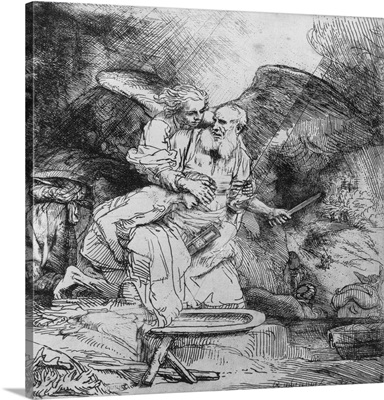 The Sacrifice of Abraham, 1645