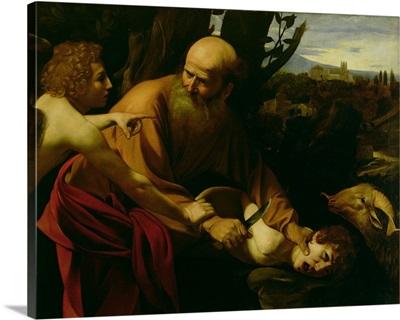 The Sacrifice of Isaac, 1603