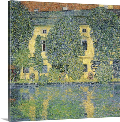 The Schloss Kammer on the Attersee III, 1910