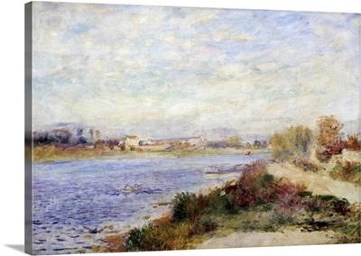 The Seine in Argenteuil, 1873