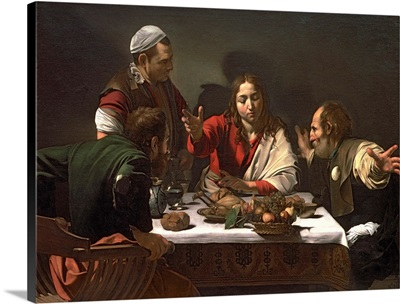 The Supper at Emmaus, 1601