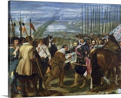The Surrender of Breda, 1625, c.1635