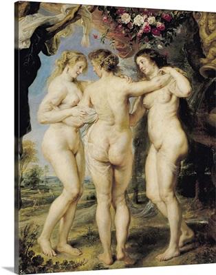 The Three Graces, c.1636 39