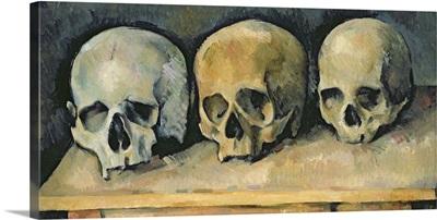 The Three Skulls, c.1900