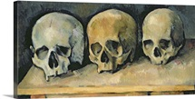 The Three Skulls, c.1900