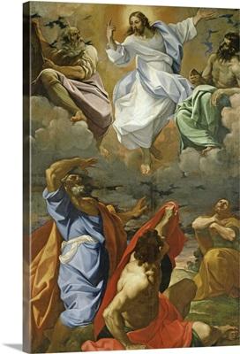 The Transfiguration, 1594-95
