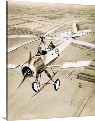 The Windmill Plane, Autogyro