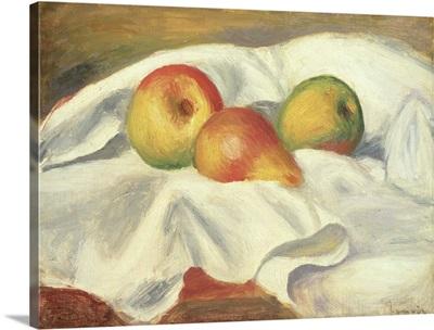 Three Pears, 1885