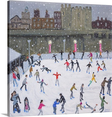 Tower of London Ice Rink, 2015
